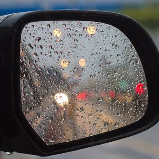 Use Caution While Driving On Wet Roads