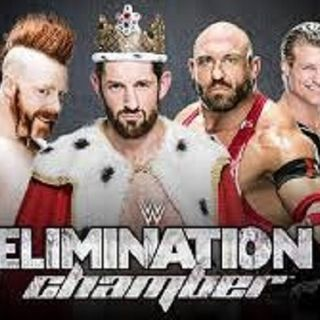 Elimination Chamber Preview and ROH TV