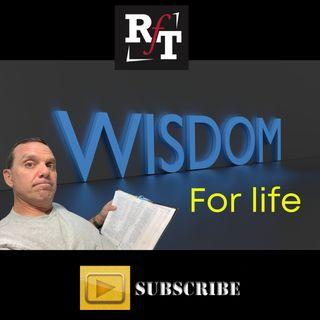 Wisdom For Life - 4:24:21, 11.26 AM