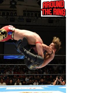 ATR 147: ALL IN,  New Japan's Best of the Super Juniors, and the week in WWE.