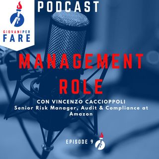 09. Vincenzo Caccioppoli - Senior Risk Manager, Audit & Compliance | Amazon