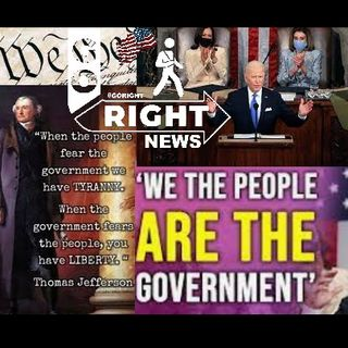 We the People is Government is Biden's Communist Manifesto