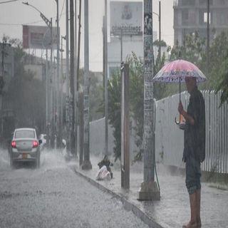 Advierten fuertes lluvias en atlántico