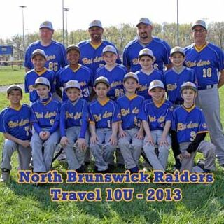 11U Raiders vs Richmond County - USABL