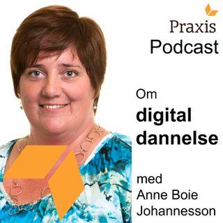 Om digital dannelse med Anne Boie Johannesson