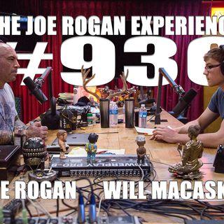 #930 - Will MacAskill