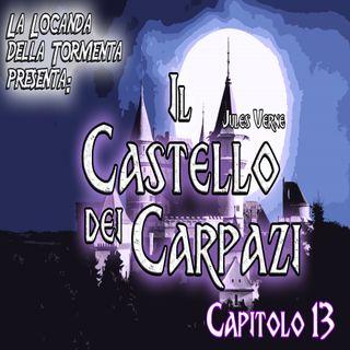 Audiolibro Il Castello dei Carpazi - Jules Verne - Capitolo 13