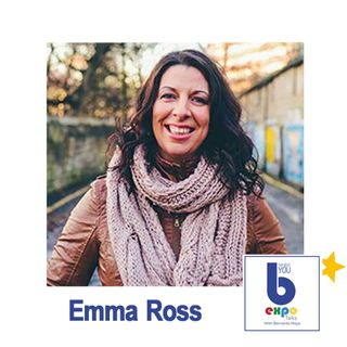 Emma Ross at The Best You EXPO