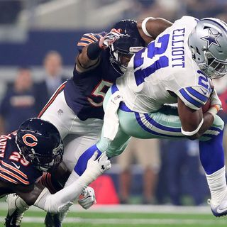 TGT NFL Show: Cowboys/Bears Preview Plus NFL News!