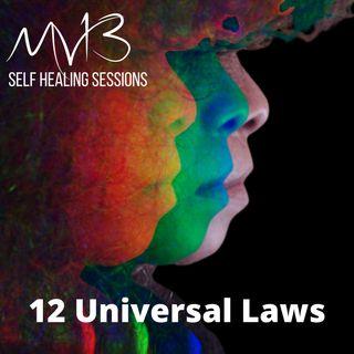 12 Universal Laws