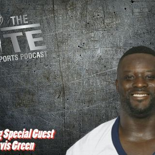 Former Patriots DE Jarvis Green Interview
