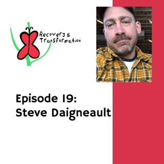 #19 Heteronormativity and Addiction with Steve Daigneault