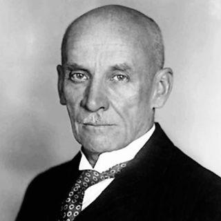 El soldado tórrido, Gustav Meyrink