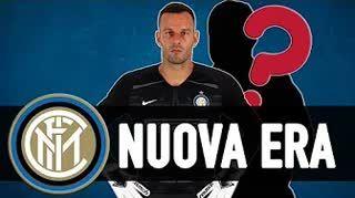 Una notizia su Handanovic e non solo il calciomercato dell'Inter in porta