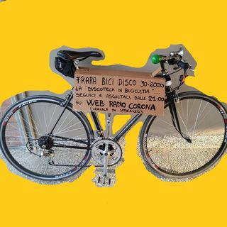 FRARA BICI DISCO 90-2000 host MAX FOGLI selecta PIZZA