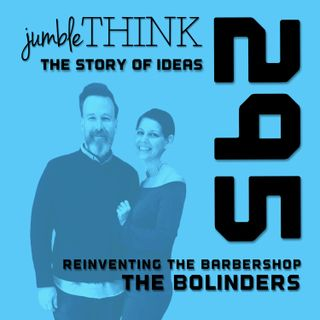 Reinventing the Barbershop with The Bolinders