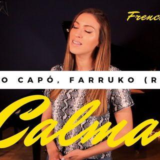 Sara'h - Calma (french version française) Pedro Capó, Farruko cover (DJ michbuze Bachata remix 2019)