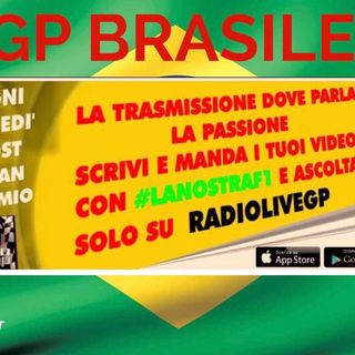 #LaNostraF1 - GP Brasile 2019