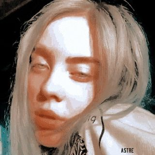 billie eilish- she's broken