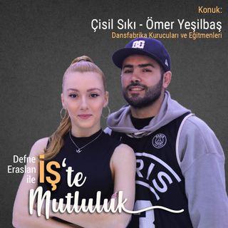 KISA - Çisil Sıkı - Ömer Yeşilbaş - Dansfabrika Kurucuları ve Eğitmenleri