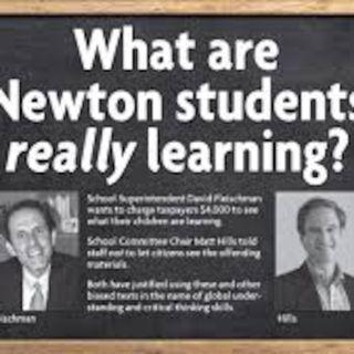 Anti-Semitism in Newton Mass. Schools