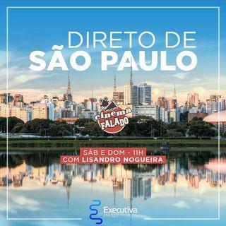 Cinema Falado - Rádio Executiva - 08 de Junho de 2019