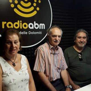 Adriano, Samuel e Carmen Zoldan