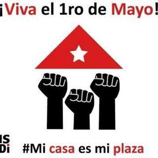 1ero Mayo en tiempos de Covid-19 - Cuba