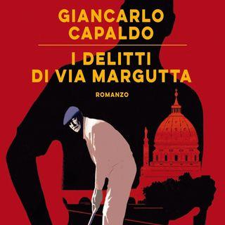 Giancarlo Capaldo: un principe, una principessa, un maggiordomo e un delitto in via Margutta nel nuovo romanzo di Capaldo