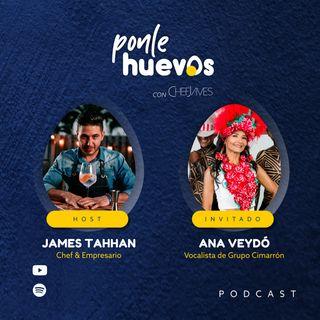 008. Ana Veydó | Vocalista del grupo Colombiano Cimarrón