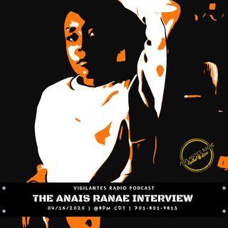 The Anais Ranae Interview.