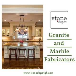 Granite and Marble Fabricators - Stone Depot
