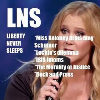 Liberty Never Sleeps 08/18/16 Show