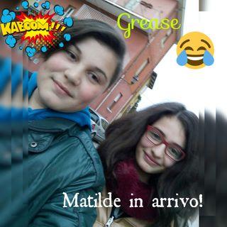 #sgp  Matilde, la nuova Sandy!