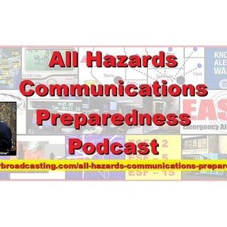 Power, Communications, Essential Ingredient with All Hazards Comm Prep on PBN