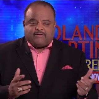 Roland Martin Educating Megan Kelly On Why Blackface Is Wrong...