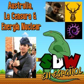 Australia, La Censura, & Energía Nuclear  (Prueba de Equipo #2)