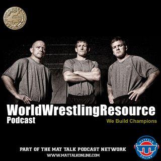 WWR28: Eric Akin, Dan Gable and Terry Brands