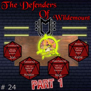 Episode 24: The Defenders of Wildemount, Part 1