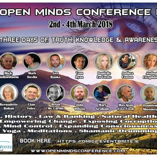 Good Vibrations Extra - Trevor Eivers - Open Minds Ireland Conference 2018