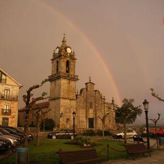 1x06 - Igrexa de Santa Mariña do Rosal