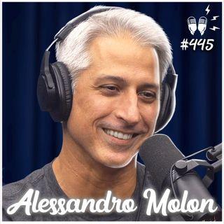 ALESSANDRO MOLON - Flow Podcast #445