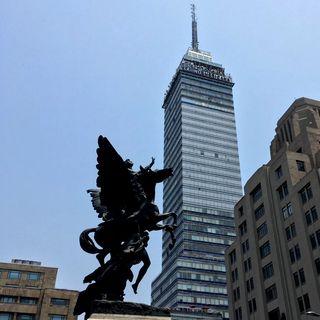 Se registra un sismo de 5.5 grados de magnitud en la Ciudad de México.