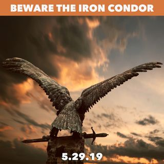 "The ""Iron Condor"" and other foolish ""investments."""
