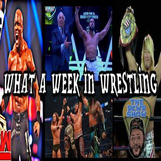RAMPAGE, A Flair at Triplemania, Cage Makes an IMPACT & Countdown to Awesome-Con | The RCWR Show 8/16/21