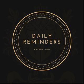 Intro Daily Reminders 🎧😬❤️🙏