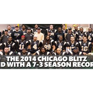 Chicago BLITZ SuperBowl 49 Party with Steve Tomaszewski