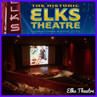 EPISODE #21:  THE ELKS THEATRE...A RARE FIND!  with theatre owner Curt Small