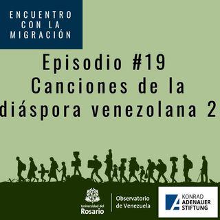 Canciones de la diáspora venezolana 2
