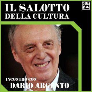Incontro con Dario Argento
